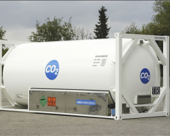 CO2 Tank Insulation