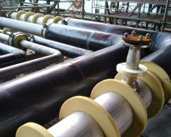 Heavy Duty Pipe Insulation Solution